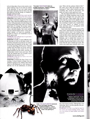 The Architect of Fear - p86 (Starlog #353)