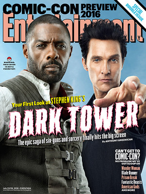 The Dark Tower - EW Cover