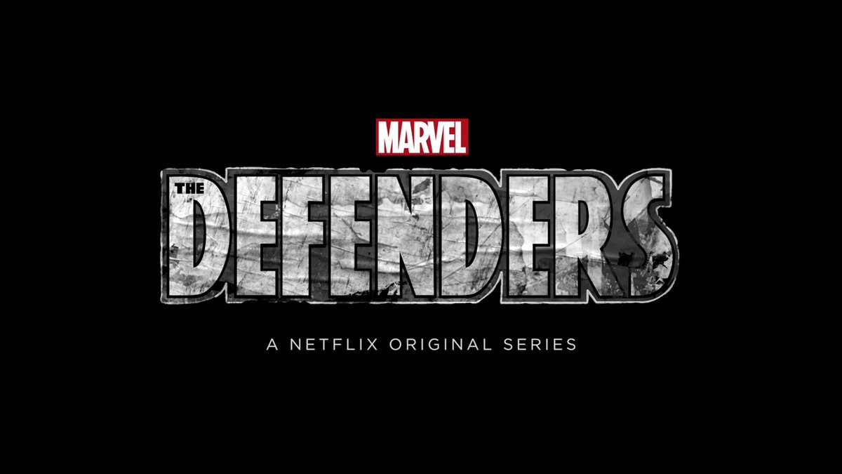 The Defenders - Logo