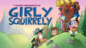 The Fairly Oddparents: Girly Squirrely