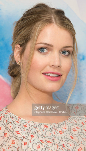 The Lady Kitty Spencer and Nathalie Dormer