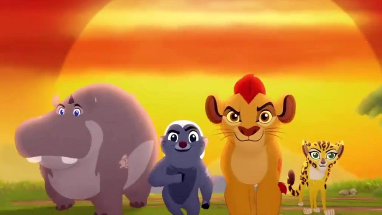 The Lion Guard images The Lion Guard HD wallpaper and ...