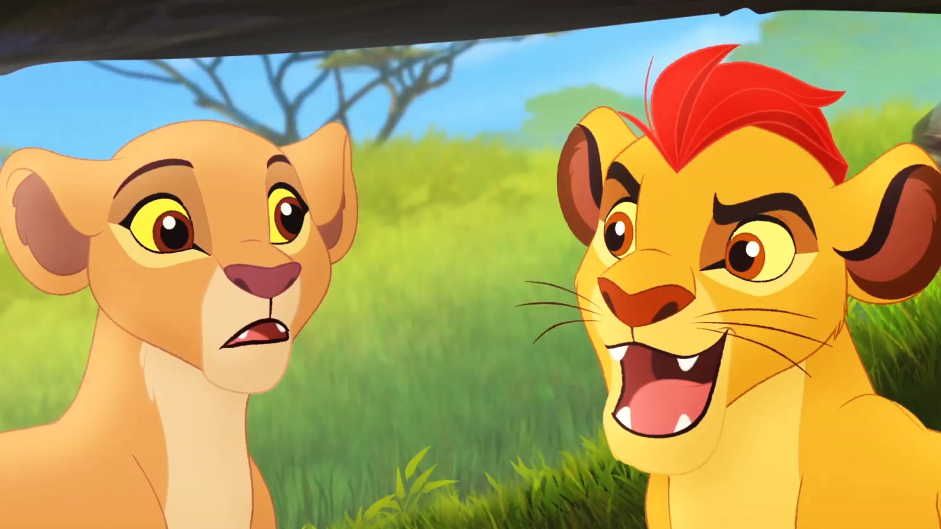 Lion King Name Letters