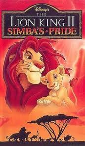The Lion King 2 Simba s Pride