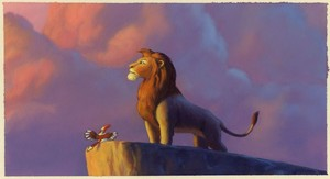 The Lion King concept