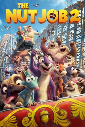 The Nut Job 2 teaser poster
