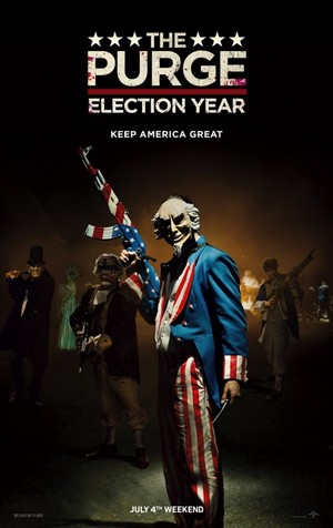 The Purge: Election año Posters