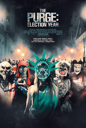 The Purge: Election taon Posters