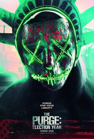 The Purge: Election Year Posters