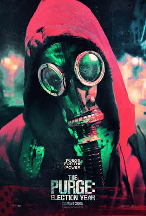 The Purge: Election tahun Posters
