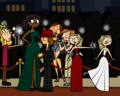 The Red Carpet's magic - total-drama-island fan art