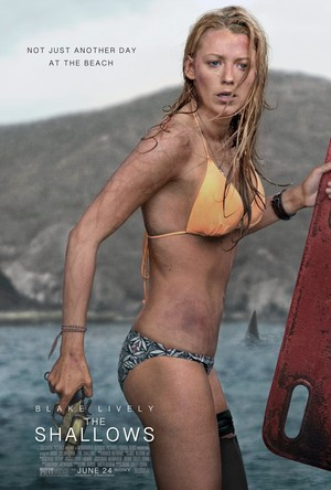 The Shallows Blake Lively Poster