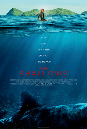 The Shallows Poster