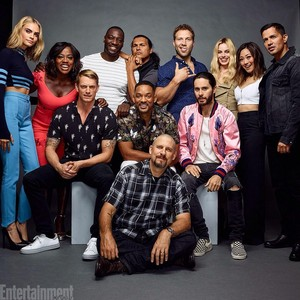 The Squad @ Comic-Con 2016 - Entertainment Weekly Portrait