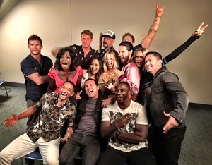 The Squad @ Comic-Con 2016
