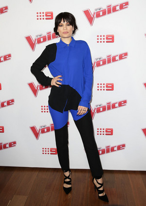 The Voice Au - top, boven 16 Artists Launch 2016