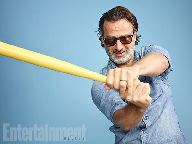 Andrew lincoln @ Comic-Con 2016