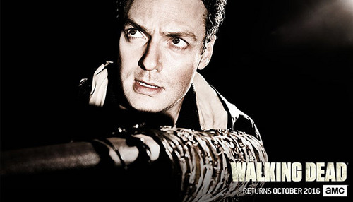 The Walking Dead karatasi la kupamba ukuta titled The Walking Dead Season 7 promotional picture
