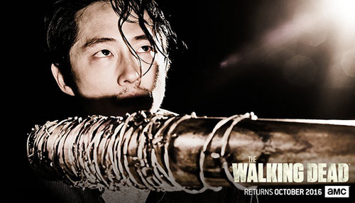 The Walking Dead Hintergrund probably with a wind turbine entitled The Walking Dead Season 7 promotional picture