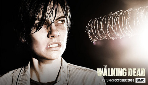 The Walking Dead Hintergrund titled The Walking Dead Season 7 promotional picture