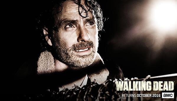 The Walking Dead Season 7 promotional picture