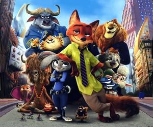 The Zootopia Crew