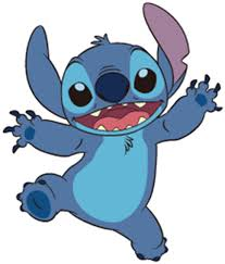 This is Stitch!