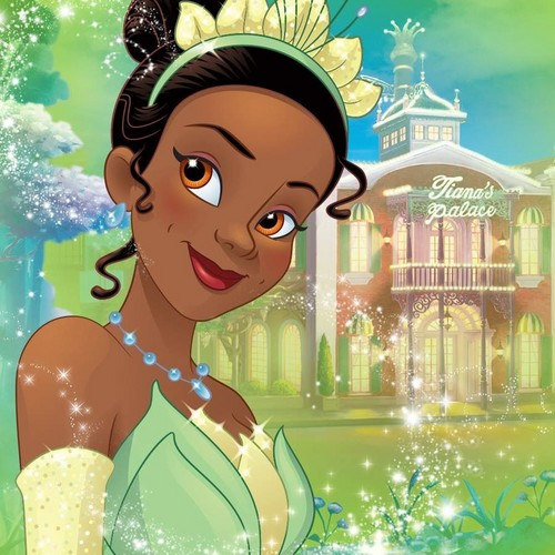 Disney Princess achtergrond probably with anime called Tiana