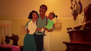 Tiana's Family