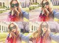 Tiffany in Paris - girls-generation-snsd photo