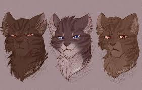Tigerstar,Hawkfrost,Brambleclaw