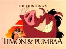 Timon and Pumbaa TV Series