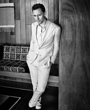 Tom Hiddleston - Esquire UK Photoshoot - March 2016