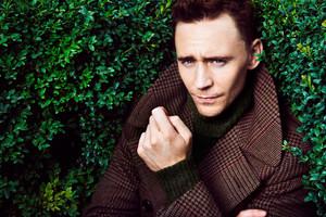 Tom Hiddleston - GQ UK Photoshoot - November 2013