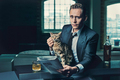 Tom Hiddleston - Shortlist Photoshoot - October 2015