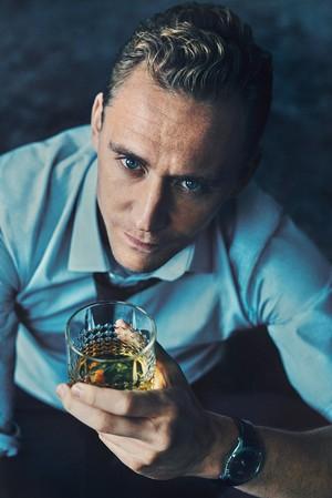 Tom Hiddleston - Shortlist Photoshoot - October 2015