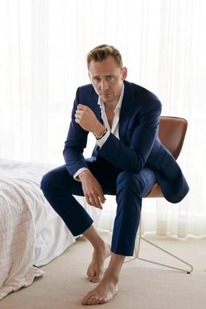 Tom Hiddleston - W Magazine Photoshoot - August 2016