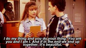 Topanga and Corey