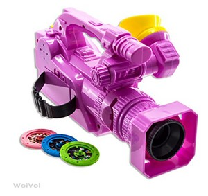 Toy professional video camera
