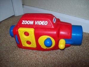 Toy video camera