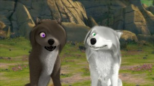 tundra and Tonya