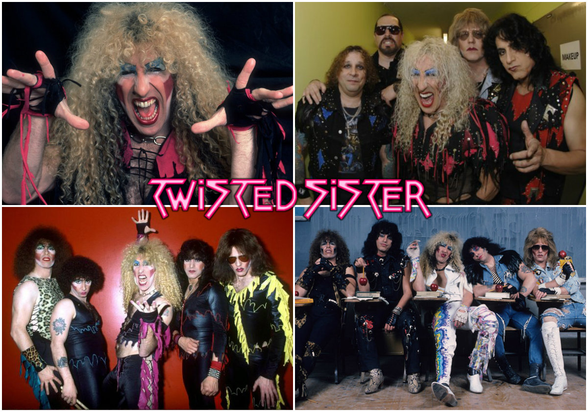 Twisted Sister - You Want What We Got