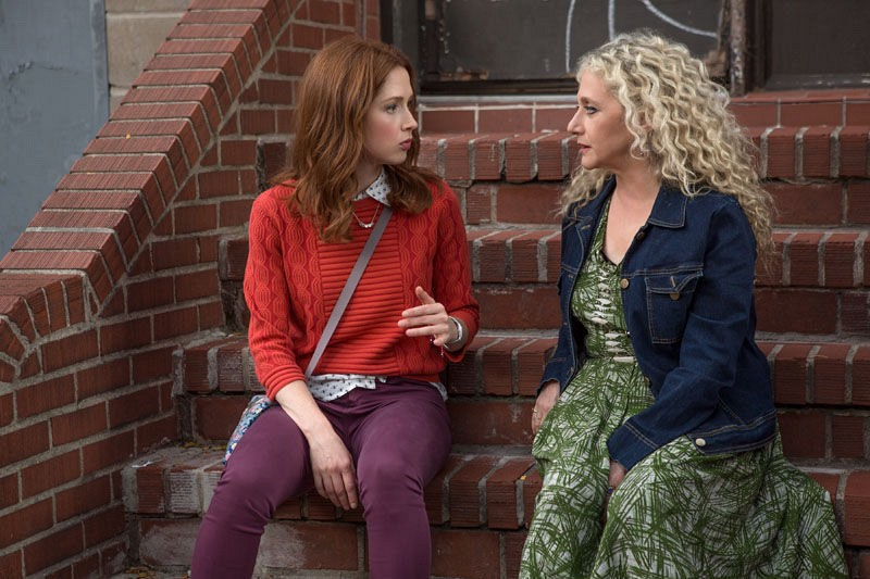 Unbreakable Kimmy Schmidt - Kimmy and Lillian