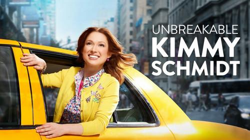 Unbreakable Kimmy Schmidt kertas dinding with a cab called Unbreakable Kimmy Schmidt Poster