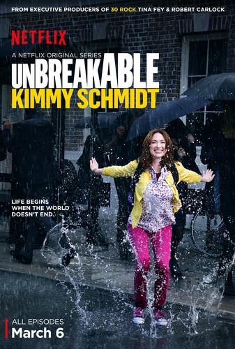 Unbreakable Kimmy Schmidt wallpaper possibly containing anime titled Unbreakable Kimmy Schmidt Poster