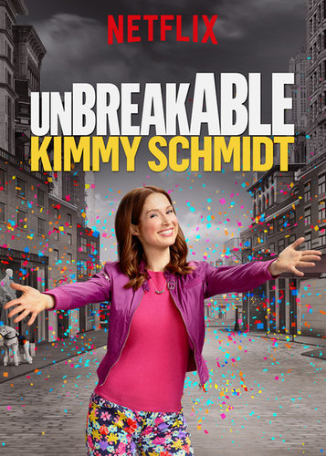 Unbreakable Kimmy Schmidt wallpaper called Unbreakable Kimmy Schmidt Poster