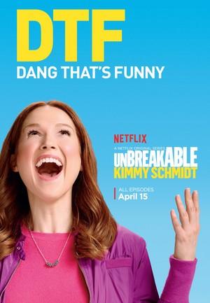 Unbreakable Kimmy Schmidt - Season 2 Poster - DTF