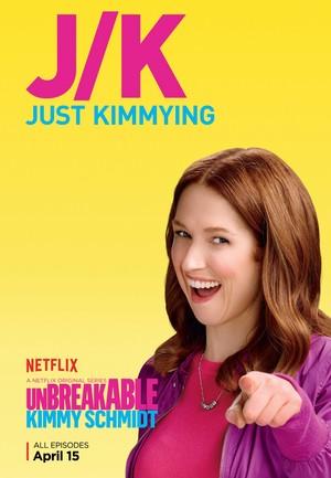Unbreakable Kimmy Schmidt - Season 2 Poster - JK
