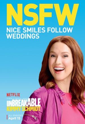 Unbreakable Kimmy Schmidt - Season 2 Poster - NSFW