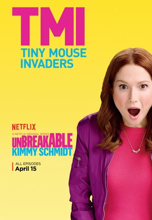 Unbreakable Kimmy Schmidt - Season 2 Poster - TMI